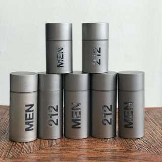 Botol parfum 212 Men NYC by Carolina Herrera