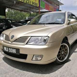 Mitsubishi Engine *2004 Proton Waja 1.6 Auto