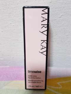 Mary Kay Matte Wear Liquid Foundation