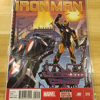 Marvel Iron Man #19