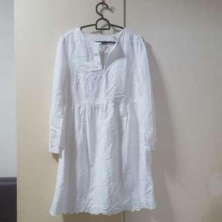 Jack Wills White dress