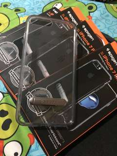 iPhone Case Spigen with kickstand (shock proof)