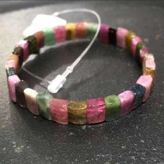 Tourmalene bracelet A25