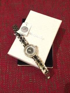 全新Her Jewellery Watch with Swarovski Crystals