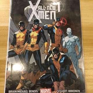 Marvel All New X-Men #1 Second Print