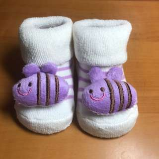 Baby Socks - Buzzing Bee