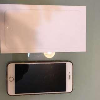 iphone 6 plus 128G gold