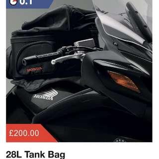 Selling New Honda Tank bag for st1300