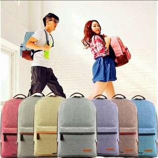 Korean Canvas Backpack