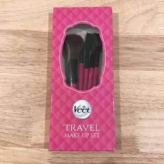 Veet Travel Makeup Set