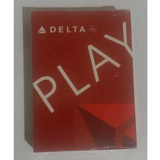 BRAND NEW Delta Airlines Playing Cards