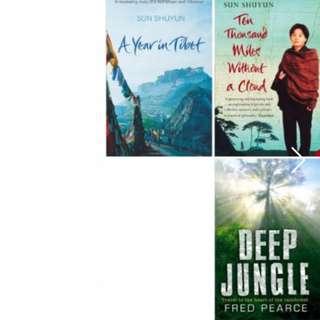 $5-10 English Books (Non-fiction)