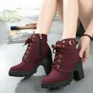 Heels Boot Coboy CS