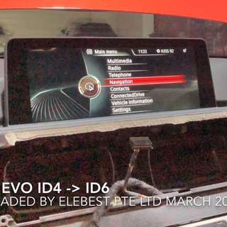 NBT EVO System Upgrade from ID4/ID5 to ID6
