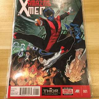 Marvel Amazing X-Men #1