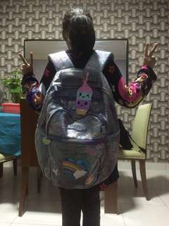 Smiggle school bag