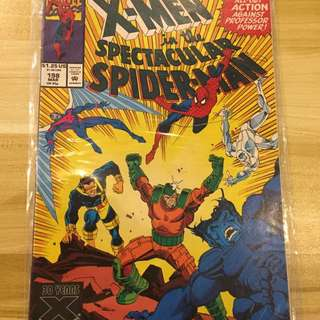 Marvel The Spectacular Spider-Man #198