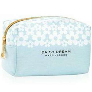 MARC JACOBS Daisy Dream Blue Makeup Cosmetics Bag, Brand NEW!!