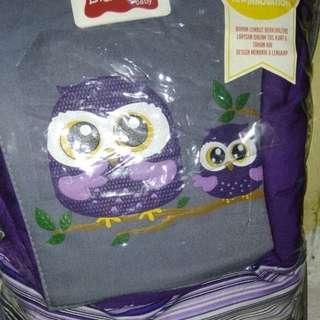 Jual Gendongan Bayi Samping, Baby Sling Owl Series Dialogue Baby