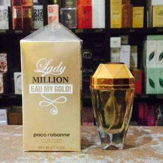 Lady million gold P800