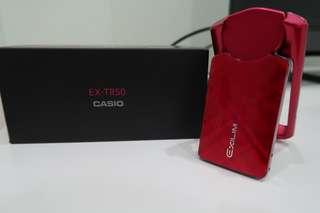 Casio exilim EX-TR50 selfie 自拍神器
