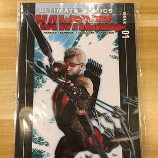 Marvel Ultimate Comics Hawkeye #1