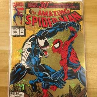 Marvel The Amazing Spider-Man #375