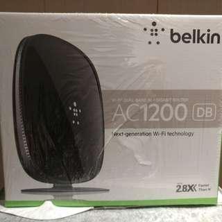 Internet Wifi Dual-band AC+ Gigabit Router AC1200 DB