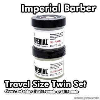 (Free mail) Imperial Barber Travel Duo Set