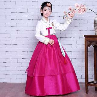 Joseon 2018 - The Official Cheongsam for girls