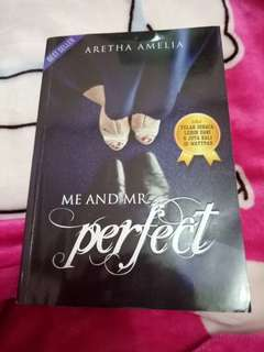 novel me and mr.perfect