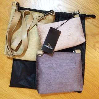3 Tone Jim Thompson bags
