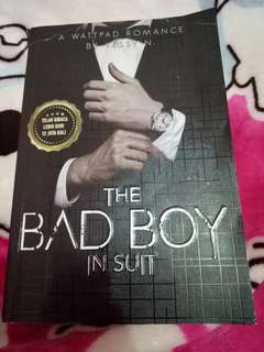 novel the bad boy in suit