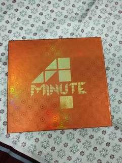 4 minute original CD