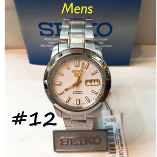 SEIKO 5 AUTOMATIC 21 JEWELS WATCHES ,,.,