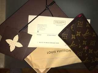 Louis Vuitton Wallet M60136