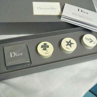 Dior ink stamp kit