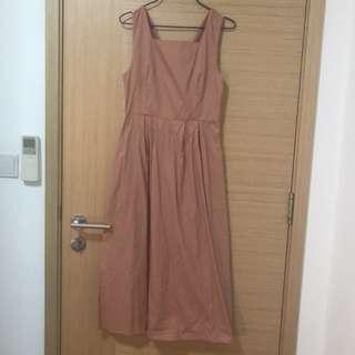The editor's market Midi dress