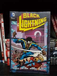 Black Lighting TPB