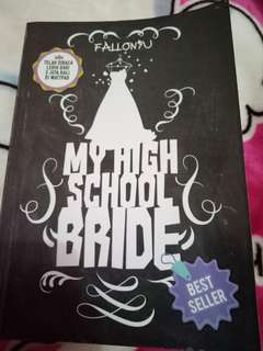 novel my high school bride