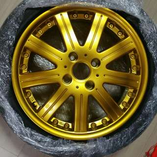 Respray Rims 15 inch for sale