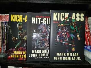 Kick-Ass 1-3