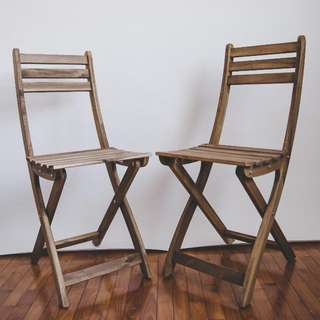 Wooden Chairs For Rental
