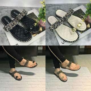 Import sandal flat