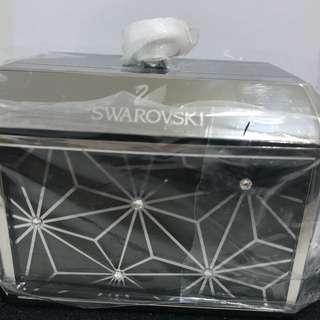 Swarovski 裝飾盒「全新」