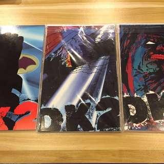 DC DK 2 Volume 1-3