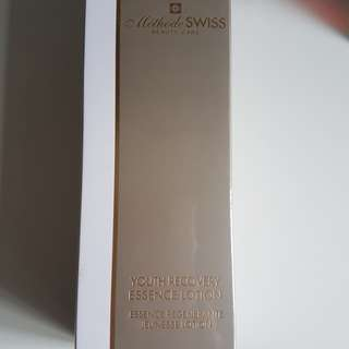 Methode SWISS Youth Recovery Essence Lotion
