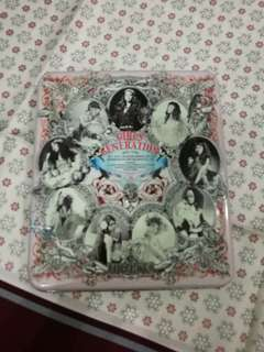 Girl's generation original CD