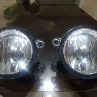 Authentic 2017 Honda City Fog Lamps