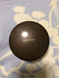 REVLON New complexion Loose face powder in Translucent #02